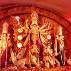 Days of the Goddess : Durga Pujo