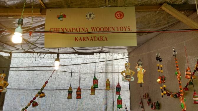 Chennapatna Wooden Toys from Karnataka