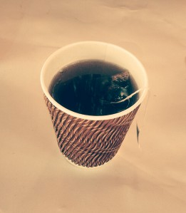Cinnamon and Apple Tea from Assam