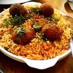 Food Review: Rustom's Parsi Bhonu